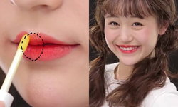 เทคนิคทาปากสีแดงให้สวย ดูธรรมชาติแบบสาวญี่ปุ่น!
