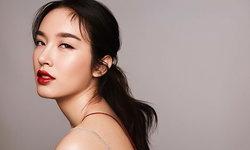 """""""ปอย ตรีชฎา"""" สวยเลอค่า สมตำแหน่ง Friend of Shiseido Makeup คนแรกของไทย"""