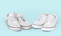 3 วิธี ซักรองเท้าผ้าใบสีหมอง ให้ขาวเหมือนใหม่ ง่ายนิดเดียว