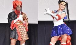 """คิ้วท์ได้อีก Miss Universe Japan 2018 กับชุดประจำชาติ """"เซเลอร์มูน"""""""