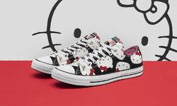 Hello Kitty x Converse ความคิ้วท์ที่ผสมผสานความคลาสสิกอย่างลงตัว