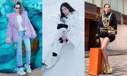หนาวนี้ต้องเกิด แฟชั่นเที่ยวต่างประเทศ 5 ดาราสาว สวยสู้ลมหนาว สไตล์คูลๆ
