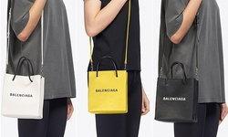 ถุงช้อปปิ้งจาก Balenciaga เห็นแล้วอยากจะเหมาให้มันจบๆ ไป