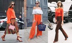 """""""Orange Outfit"""" แฟชั่นสีส้มแต่งแล้วสดใส ให้ลุคหวานซ่อนเปรี้ยว"""