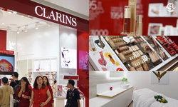 สวยจบครบทุกฟังก์ชั่นความงามกับ Clarins ในรูปแบบ Retail Concept Store