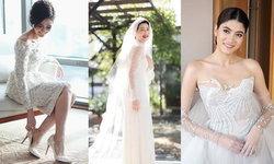 ย้อนดูชุดแต่งงาน 9 เจ้าสาวนางเอกดัง ไม่ว่าจะผ่านมากี่ปีก็สวยไม่มีเปลี่ยน