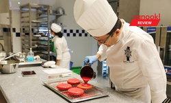 1 วัน ที่ เลอ กอร์ดอง เบลอ โรงเรียนสอนทำอาหารและขนมระดับโลก
