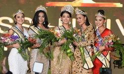 "Miss Universe Myanmar 2019 คนล่าสุด ""Swe Zin Htet"" สวยหวานคว้ามง"