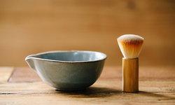 """Hyaku-nen Brush"" เซ็ตแปรงล้างหน้าคุมาโนะ สวยหรูดูแพงดั่งพิธีชงชา"