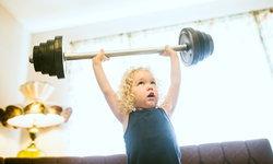 ฝึกความแข็งแรงของกล้ามเนื้อ ก็สำคัญสำหรับเด็กๆ เหมือนกันนะ