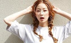 ไอเดียถักเปียสองข้าง สไตล์สาวเกาหลี