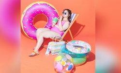 CHUBBY CURVY ออกชุดว่ายน้ำสำหรับสาวพลัสไซส์ ขนาดเล็กสุด XL!