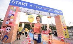 """""""ก้อย รัชวิน"""" ชวนผู้หญิง ร่วมสร้างปรากฎการณ์สนามวิ่งที่มีแต่ผู้หญิง ATiRA Women's Run 2019"""