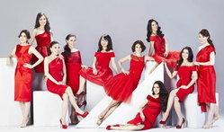 เปิดตัว 10 สาวแบรนด์ แอมบาสเดอร์ผลิตภัณฑ์พอนด์ส เอจ มิราเคล