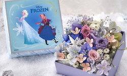 4 ไอเทมดอกไม้สุดสร้างสรรค์ในธีม Frozen 2