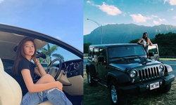 ส่องรถคันหรูคู่ใจของเซเลบริตี้สาว มาดูกันว่าสาวๆ แต่ละคนขับรถอะไรกันบ้าง?