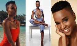 """ตามส่องความสวยนอกเวที """"Zozibini Tunzi"""" สาวผิวสีจากแอฟริกาใต้ ผู้คว้ามงกุฎมิสยูนิเวิร์ส 2019"""