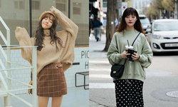 เสื้อกันหนาวใส่ไม่อ้วน มีอยู่จริง! 9 วิธีแม่หลังคลอดใส่เสื้อกันหนาวยังไงไม่ให้ดูอ้วน