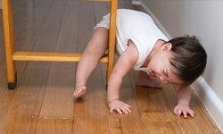 การป้องกัน อุบัติเหตุในเด็กเล็ก ที่พ่อแม่ควรรู้ ช่วง 1-12 เดือน ต้องระวังอะไรบ้าง