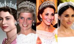 รวม 10 เทียร่าในตำนาน เครื่องประดับศีรษะของเหล่าสตรีผู้สูงศักดิ์แห่งราชวงศ์อังกฤษ