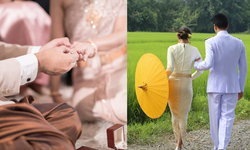 10 ความเชื่อเรื่องการแต่งงานของไทย รู้ไว้ไม่เสียหาย ความเชื่อของไทย