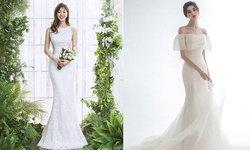 25 ไอเดียชุดแต่งงานสวยๆ 2020 แบบเรียบง่ายแต่เก๋