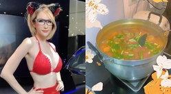 สูตรซุปมะเขือเทศ ลดน้ำหนัก เพื่อผิวสวย จาก นิกกี้ พริตตี้เงินล้าน