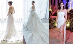 """""""ศรีริต้า เจนเซ่น"""" กับ 5 ชุดแต่งงานสุดงดงาม ดั่งเจ้าหญิงในนิยาย"""