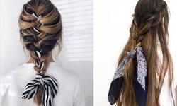 แฟชั่น Hair Ribbons เพิ่มดีกรีความหวานกันไปให้สุด