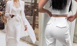 ใส่เสื้อผ้าสีขาวเลือกชุดชั้นในยังไง ไม่ให้โป๊ะ ขอบโผล่