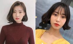 รวม 25 ไอเดียเช็ตผมสั้นน่ารักๆ สไตล์เกาหลี ผมสวยมีวอลลุ่ม ทำง่าย ปี 2020 นี้ รับรองเกิด!