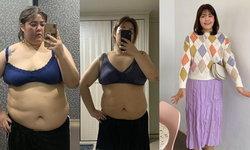 """""""ยาง ซูบิน"""" แชร์เคล็ดลับลดน้ำหนัก 42 กิโลกรัม ภายใน 1 ปี"""