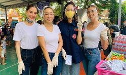 สวย รวยน้ำใจ เหล่านางงามไทย รวมตัวทำความดีเพื่อสังคม