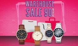 Timedeco x Panamera Fashion ชวนช้อปนาฬิกาแบรนด์ดัง ลดสูงสุด 90%