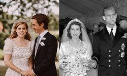 เทียร่าของย่า! เจ้าหญิงเบียทริซ ทรงเทียร่าที่ควีนเอลิซาเบธที่ 2 ทรงวันราชาภิเษกสมรส ปี 1947