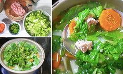 """วิธีทำ """"ต้มจืดผักกาดขาว"""" รสชาติกลมกล่อม หอมอร่อย ทานกับข้าวสวยร้อนๆ ถูกใจทั้งเด็กและผู้ใหญ่"""