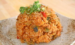 วิธีทำข้าวผัดกิมจิ อาหารเกาหลีเมนูแซ่บที่คนญี่ปุ่นต่างเทใจให้