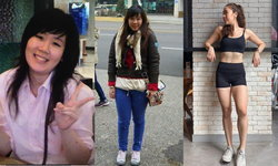 """สาวโดนบูลลี่ว่า """"ยักษ์"""" หันมาดูแลตัวเอง จนลดน้ำหนักลงกว่า 20 กก."""