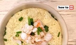 วิธีทำไข่ตุ๋นกุ้ง เมนูทำง่าย แม่ครัวมือใหม่ก็ทำได้ อร่อยด้วย