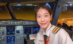 """""""เหม่เหม ธัญญวีร์"""" ว่าที่นักบิน ที่ทั้งสวย ทั้งเท่ และเก่งมาก"""