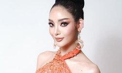 """""""พัดชา พัดชาพลอย"""" สวยคมสมตำแหน่ง คว้ารองอันดับ 1 เวที Miss Tourism Queen International 2020"""
