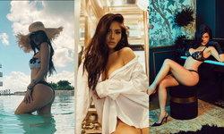 """ส่องความสวย """"คิม ลี"""" นางแบบสาว ฉายา คิม คาร์เดเชียน แห่งเอเชีย จาก Bling Empire"""