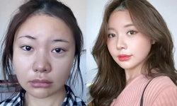 HYOJIN บิวตี้บล็อกเกอร์ เกาหลี แต่งหน้าเปลี่ยนลุค เก่ง จนน่าตกใจ