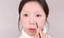 สาวเกาหลี โชว์สเต็ปการแต่งหน้าเด็ก แต่พีคมากตอนจบ