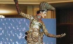 ชุดประจำชาติ Indonesia ในการประกวด Miss Universe 2020 สวยแปลก
