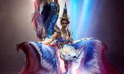 ซูมชัดๆ ชุดประจำชาติไทยที่ อแมนด้า ออบดัม จะใส่บนเวที Miss Universe 2020