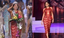 """ยลความสวยชัดๆ """"Andrea Meza"""" จาก """"Mexico"""" เจ้าของตำแหน่ง Miss Universe 2020"""