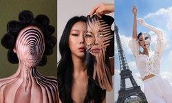 ศิลปะสุดปัง สาวเกาหลีใช้เทคนิคแต่งหน้า สร้างผลงานสุดหลุดโลก แต่สวยจนหยุดมองไม่ได้