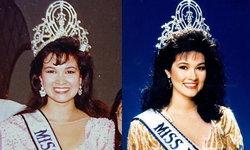 """ย้อนวันนี้เมื่อ 33 ปีที่แล้ว """"ปุ๋ย ภรณ์ทิพย์"""" คว้า """"Miss Universe"""" คนที่ 2 ของไทย"""