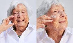 99 ยังแซ่บ เผยโฉม คุณยายสุดปัง ดีกรีนางแบบสกินแคร์ที่อายุมากที่สุดในโลก